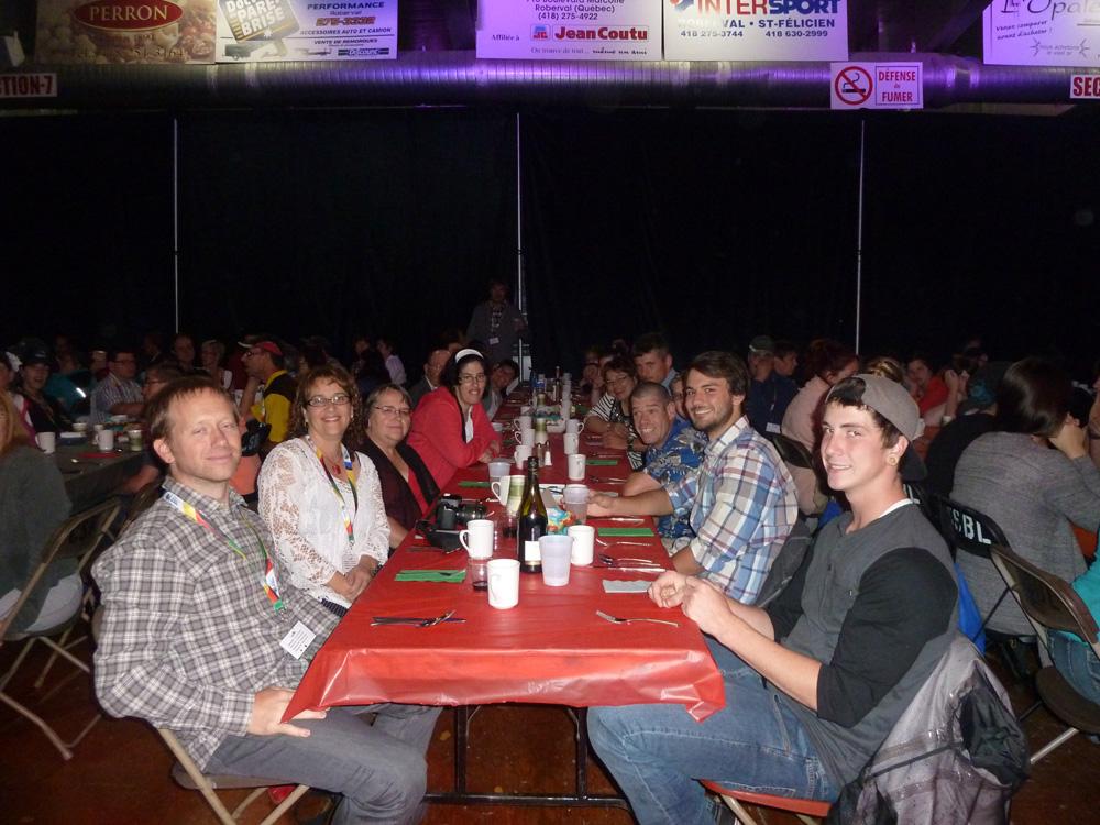 Destination Loisirs 2014 - Région Saguenay-Lac-Saint-Jean ville de Roberval
