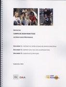 Image de la couverture du document, Camp de jour pour tous