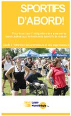 Image de la couverture du Guide, Sportifs d'abord!