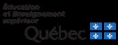 Logo Éducation et Enseignement supérieur du Québec
