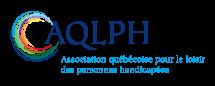 Logo AQLPH - Association québécoise pour le losir des personnes handicapées